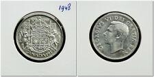 Canada - 50 Cents 1948 George VI ~ key date!