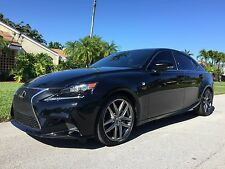 2014 Lexus IS 350 AWD F-SPORT