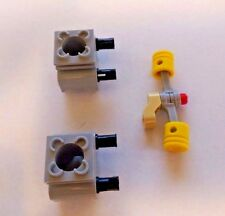 LEGO Technic - Upgrade Kit for Engine Motor Gear (Piston,Crank Shaft)- new parts