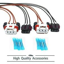 For 2000-2014 Freightliner Columbia truck Headlights Harness Kit Black+White+Red