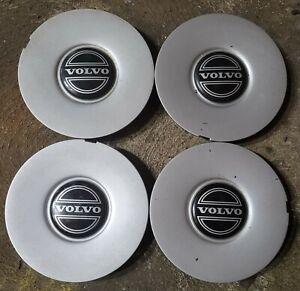 Set of 4 OEM 1995-1997 Volvo 960 S90 V90 Alloy Wheel Center Caps Hubcaps 6819708