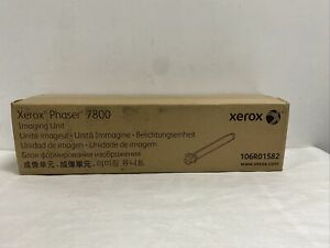 GENUINE XEROX 106R01582 IMAGING UNIT PHASER 7800 NEW SEALED SEE PHOTO SHIPS FREE