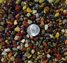 10 Lbs Roan River Decorative Aquarium Gravel Stones & Pebbles for Fish Reptiles