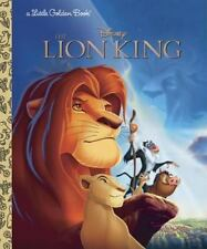 The Lion King (Little Golden Book) by Disney