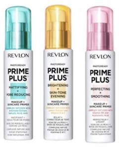 Revlon PhotoReady Prime Plus Makeup + Skincare Primer ~ Choose Your Primer
