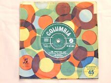 """THE SHADOWS - The Frightened City - 7"""" single 1961"""
