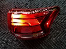 2016, 2017 Mitsubishi Outlander LED RH (Passenger) Outer Tail Light