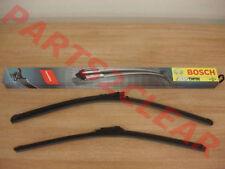 Audi A4 Mk2 Bosch Aerotwin Flat Wiper Blades Windscreen Replacement 02- A016S