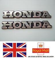 Honda CB 750 Four K2 Tankemblem Original Links Emblem Fuel Tank Left
