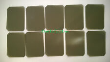 10 Game & Watch POLARIZERS -Gold Silver Multiscreen Widescreen- NEW- Spare parts