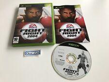 Fight Night 2004 - Microsoft Xbox - PAL FR - Avec Notice