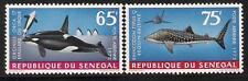 SENEGAL (1973) - 2V **MNH 117/118 - POISSONS / FISCHES - MARINE LIFE