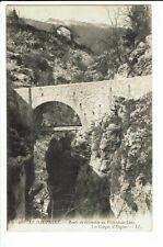 CPA - Carte postale FRANCE - Route de Grenoble -Les Gorges d'Engins-1912 -S 2334