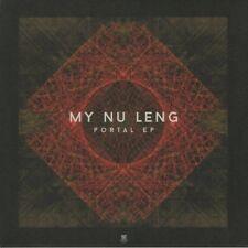 "MY NU LENG - Portal EP - Vinyl (12"") Shogun Audio Drum And Bass"
