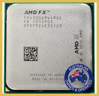 AMD FX 4300 3.8 GHz Quad-Core Socket AM3+ 32NM Processor - Manufacturer Direct
