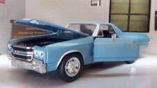 Modellini statici di auto , furgoni e camion arancioni scatola chiusi marca New-Ray