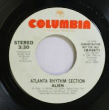 Rock Promo 45 Atlanta Rhythm Section - Alien / Alien On Columbia