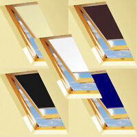 Blackout Skylight ROOF blinds for VELUX, Keylite, Fakro, Rooflite Dakstra Window