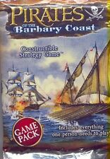 WIZKIDS PIRATES : BARBARY COAST BOOSTER PACK X 6 NEW SEALED