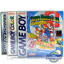 50 Game Boy / Color Game Box Protectors STRONGEST 0.5mm PET Plastic Display Case