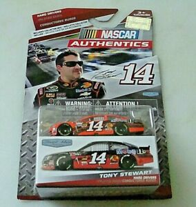 #14 TONY STEWART - BASS PRO SHOPS CHEVY SS - HARD DRIVERS 1:64 -  SPINMASTERS