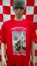 Munster vs Toulouse (2008 Heineken Cup Rugby Final) Match Day Shirt (Adult XL)