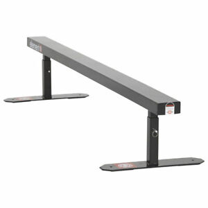 Element Skateboard Grind Rail Obstable - 6 foot adjustable Flat Bar