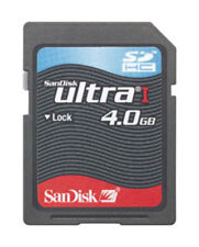 SanDisk Ultra I SD Memory Card 4GB
