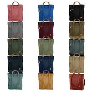 Fjällräven Totepack No. 1 Unisex, Damen Umhängetasche verschiedene Farben