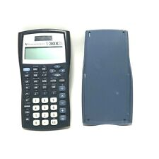 Texas Instruments Ti-30x Iis Solar Scientific Calculator Ti30Xiis Handheld