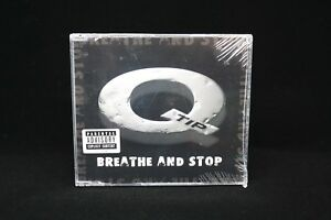 Q-Tip Breathe and Stop NEW Import CD Rare SEALED