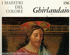 Ghirlandaio n°156 - I Maestri del Colore Fr.lli Fabbri Editori 1966