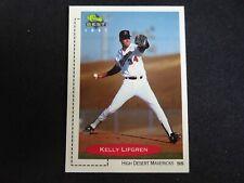1991 Classic Best # 120 - Kelly Lifgren - High Desert Mavericks - P