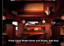 Frank Lloyd Wright Home and Studio, Oak Park (Opus, Vol. 23), , Harrington, Elai