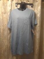 *Sonoma Blue T-shirt Womens Large NWT $24 Closet312*