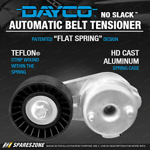 Dayco Automatic Belt Tensioner for Jeep Grand Cherokee WG WJ Wrangler TJ 4.0L