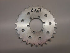 MOTORIZED BICYCLE SPROCKET 27T WORKS WITH MAG WHEELS AND NINE HOLE ADPTER