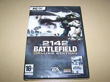 Battlefield 2142: edición De Lujo (Pc DVD) ** nuevo Y Sellado **