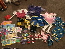 �Amazing Ally Doll Clothes & Accessories Slumber Party Ballerina Cheerleader Lot