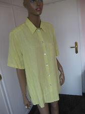 Bonita tolle Bluse Gr. L   46  gelb