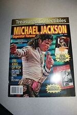 TREASURED COLLECTIBLES PRESENTS - MICHAEL JACKSON - SUPERSTAR FOREVER - NEW