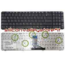 Tastiera USA 532818-001 Nero HP Compaq CQ61-220EW, CQ61-220SA, CQ61-220SF