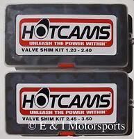 2000-2005 KAWASAKI ZX-12R ZX12R ZX12 ZX1200 1200 **HOT CAMS VALVE SHIM KIT**
