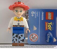 LEGO NEW TOY STORY Jessie Minifigure Keychain With Tag