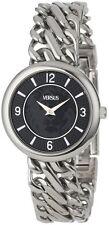 Versus by Versace Women's SGF010013 Acapulco Round Chain Bracelet Wristwatch