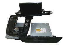 AUDI Multimedia NAVI MMI 3G PLUS TOUCH SET A6 A7 HDD 2014 Map 2011-2014