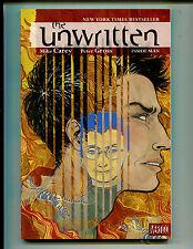 THE UNWRITTEN VOLUME 2: INSIDE MAN! TPB (8.0) 1st PRINT