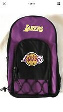 Los Angeles Lakers Backpack Lebron James NBA Back To School 18x11x6 Showtime!