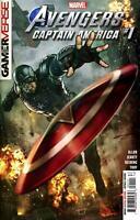 Marvels Avengers Captain America #1 MARVEL GAMERVERSE