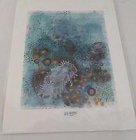 Jill Bliss Nudi Branch Tide Pools No 2 Giclee Art Print